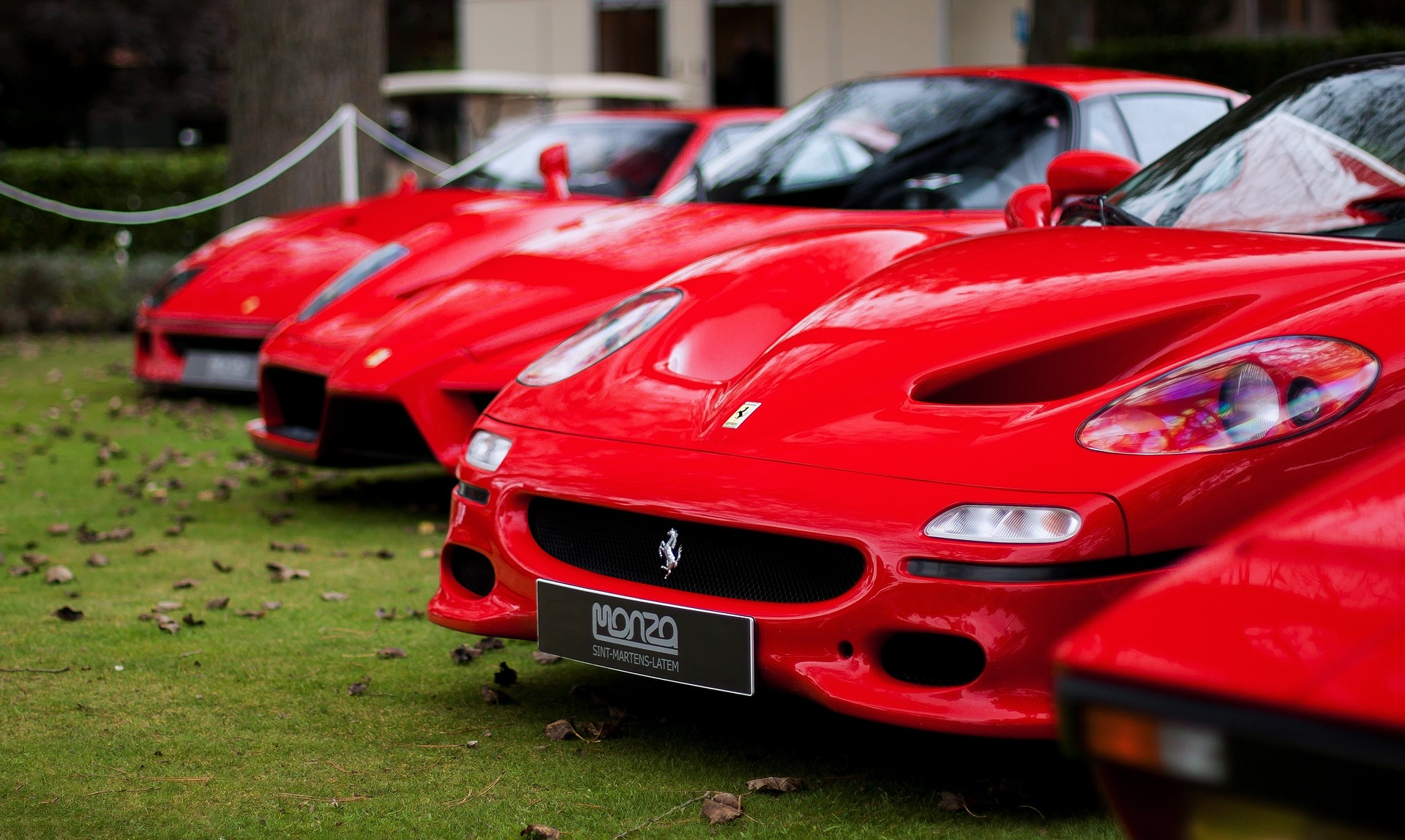 Jadę jak Ferrari