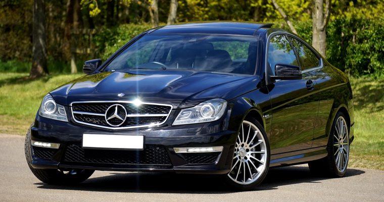 Jadę jak Mercedes