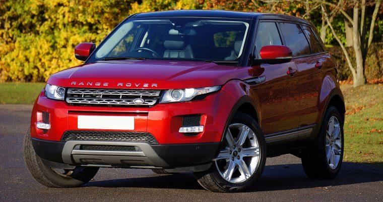 Jadę jak Range Rover