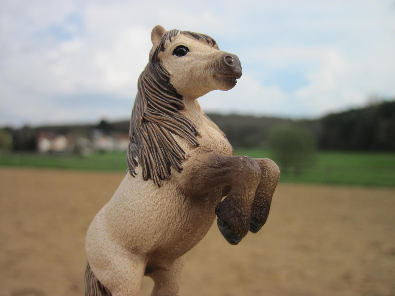 Wyjątkowe figurki koni od marki Schleich