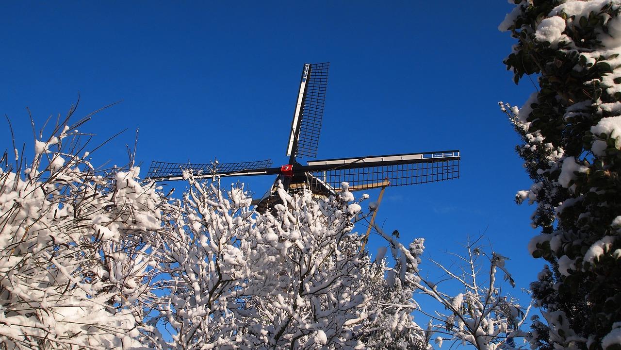 Obchodzenie Świąt Bożego Narodzenia i sylwestra w Holandii