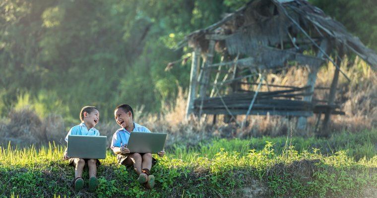 Zabawkowe laptopy dla dzieci